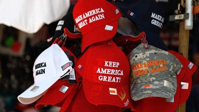 Scammers Spoof MAGA Hat Vendors to Steal $2.3m from Republicans