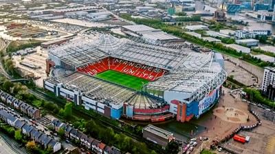 NCSC Helping Man United Recover from Cyber-Attack