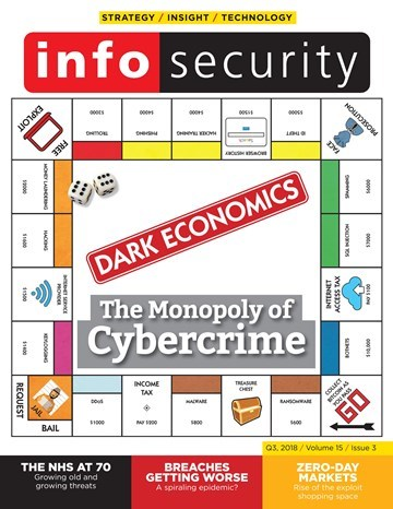 Infosecurity Magazine, Digital Edition, Q3, 2018, Volume 15, Issue 3