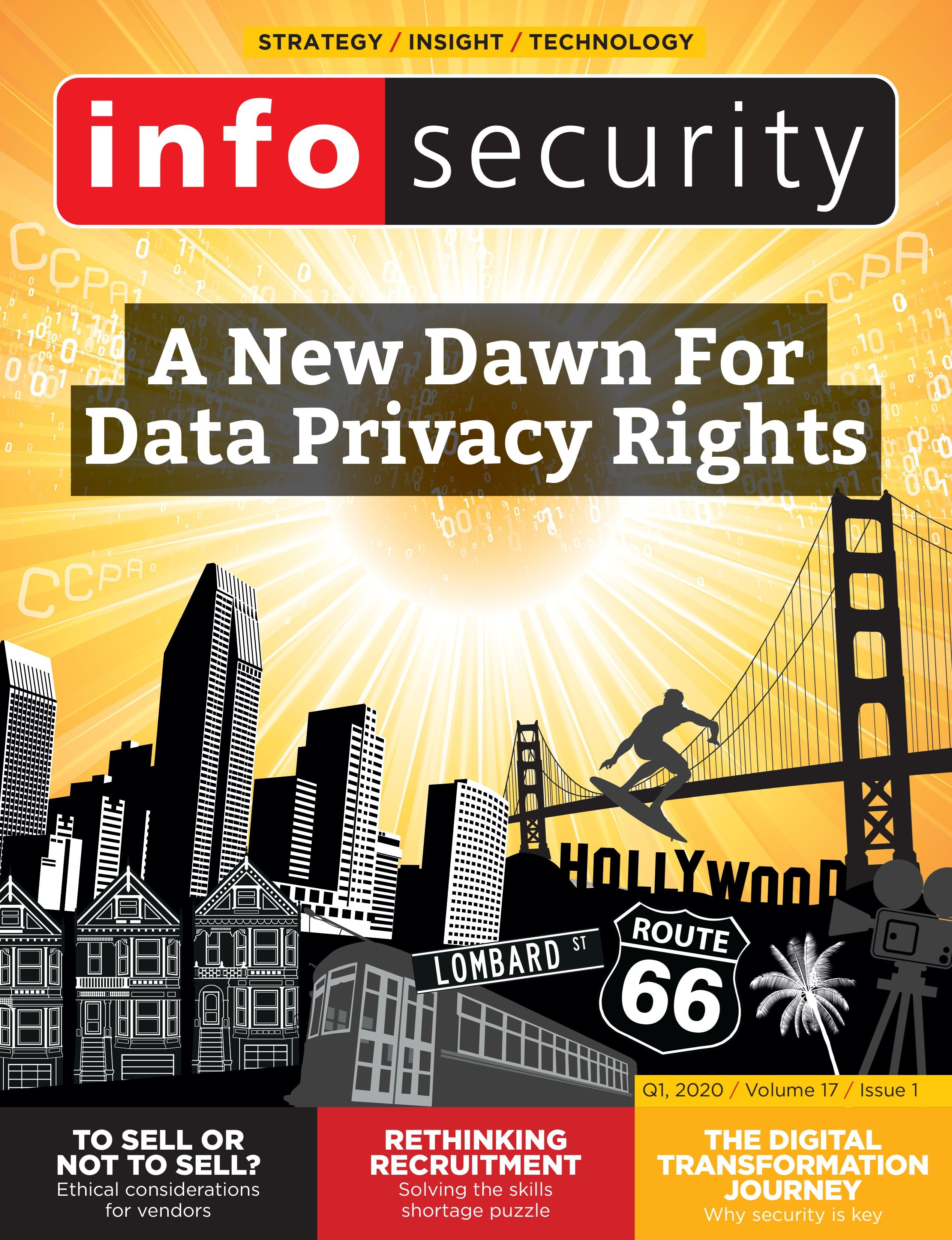 Infosecurity Magazine, Digital Edition, Q1, 2020, Volume 17, Issue 1