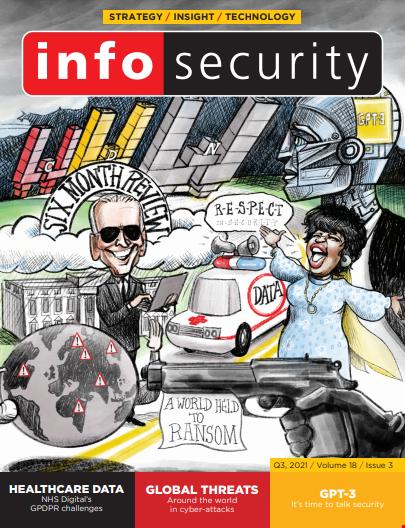 Infosecurity Magazine, Digital Edition, Q3, 2021, Volume 18, Issue 3