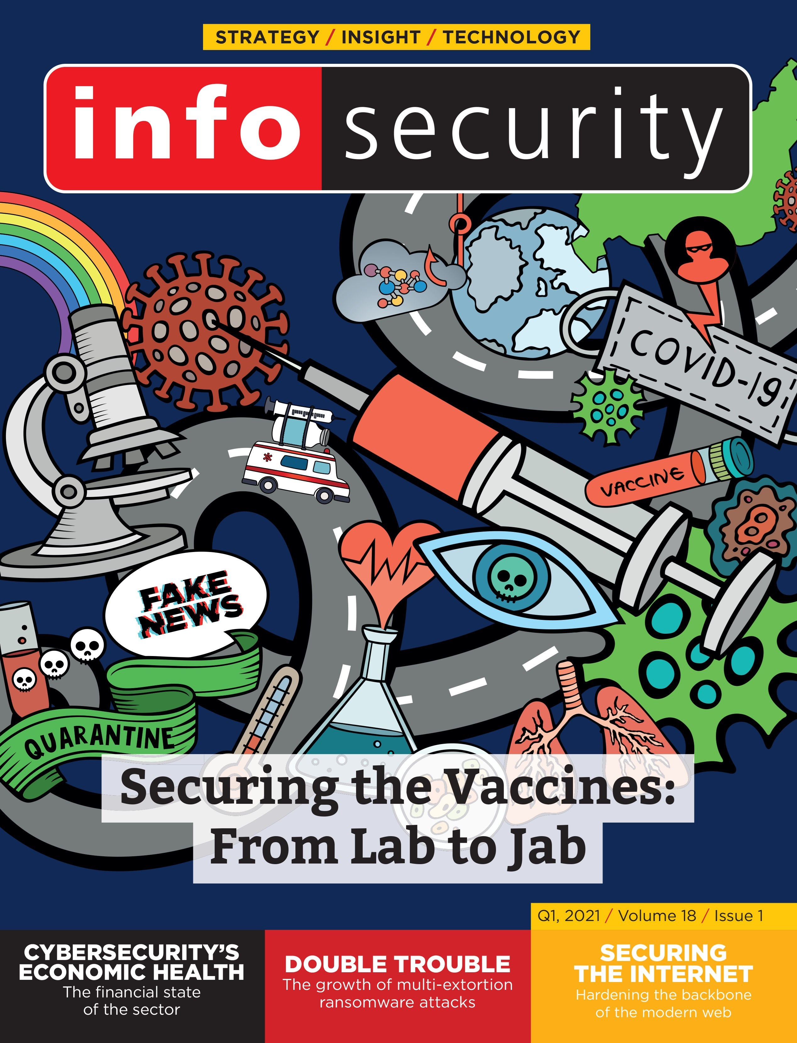 Infosecurity Magazine, Digital Edition, Q1, 2021, Volume 18, Issue 1