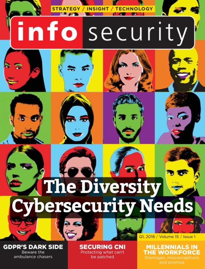 Infosecurity Magazine, Digital Edition, Q1, 2018, Volume 15, Issue 1