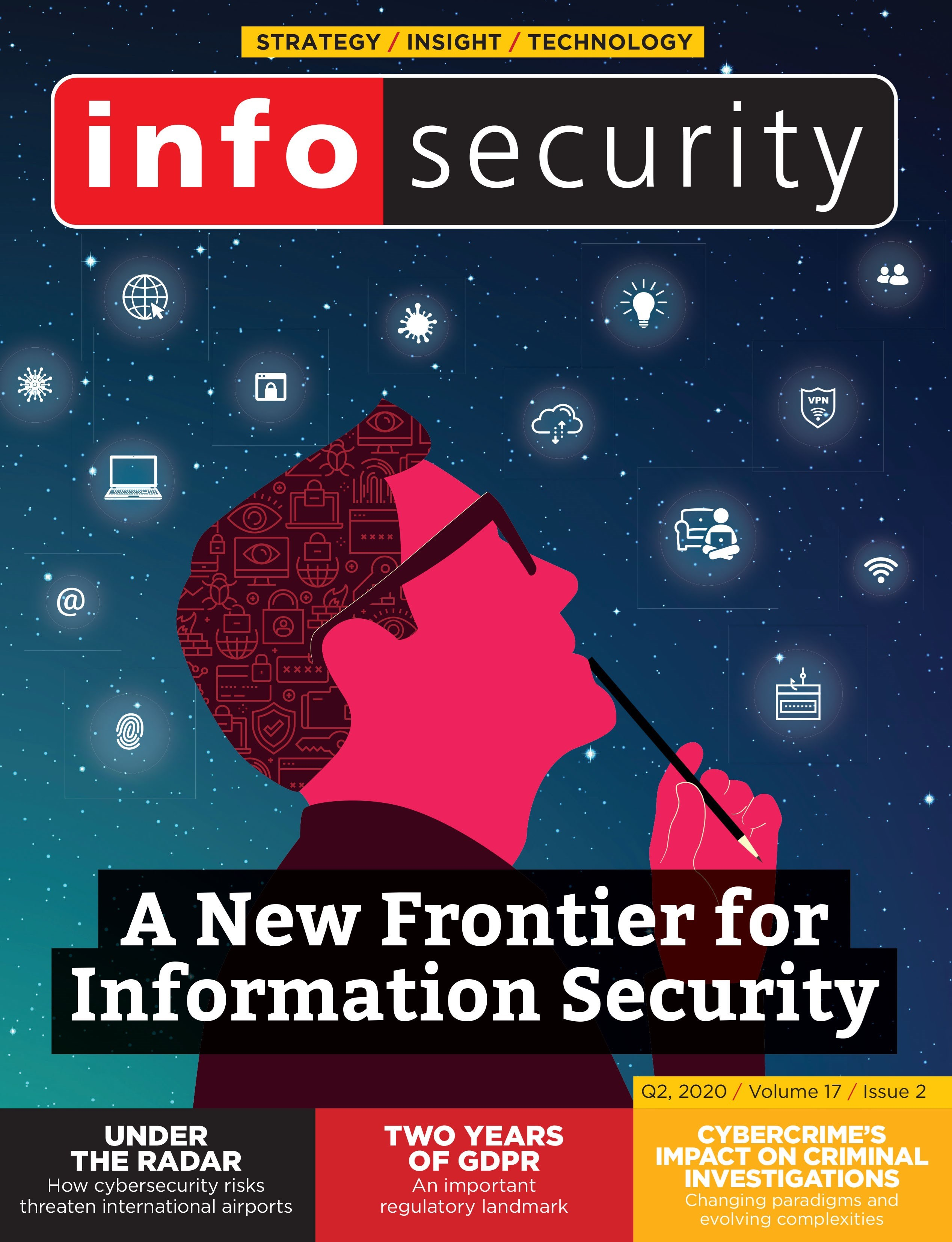 Infosecurity Magazine, Digital Edition, Q2, 2020, Volume 17, Issue 2