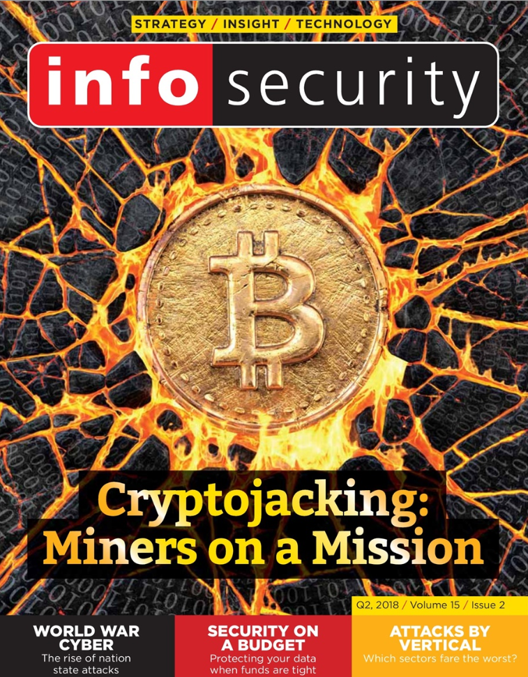 Infosecurity Magazine, Digital Edition, Q2, 2018, Volume 15, Issue 2