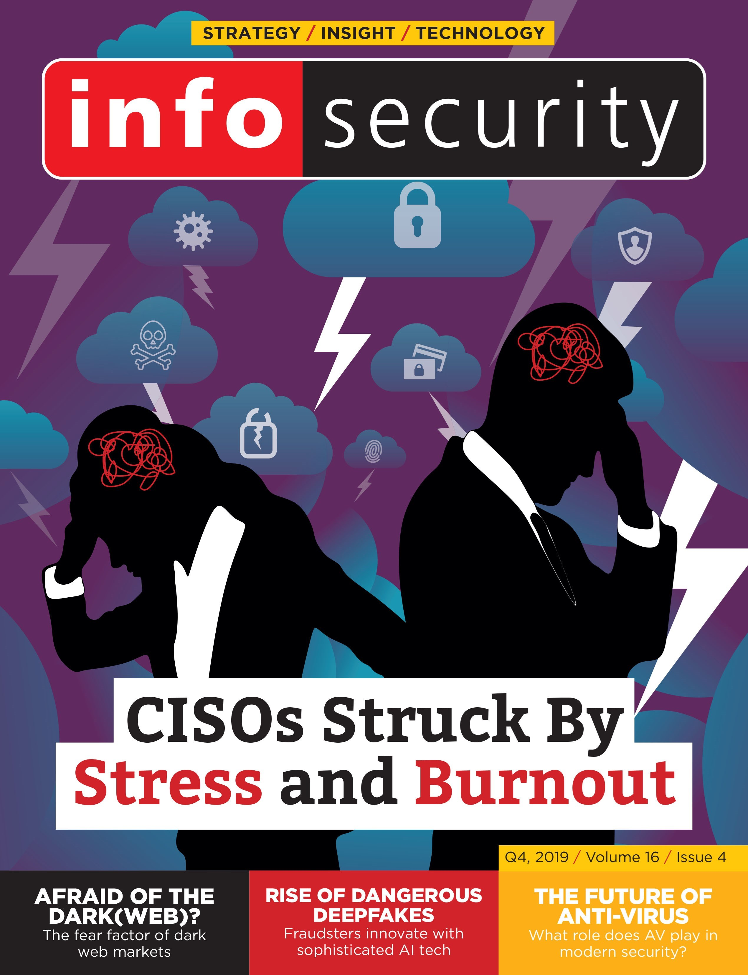 Infosecurity Magazine, Digital Edition, Q4, 2019, Volume 16, Issue 4