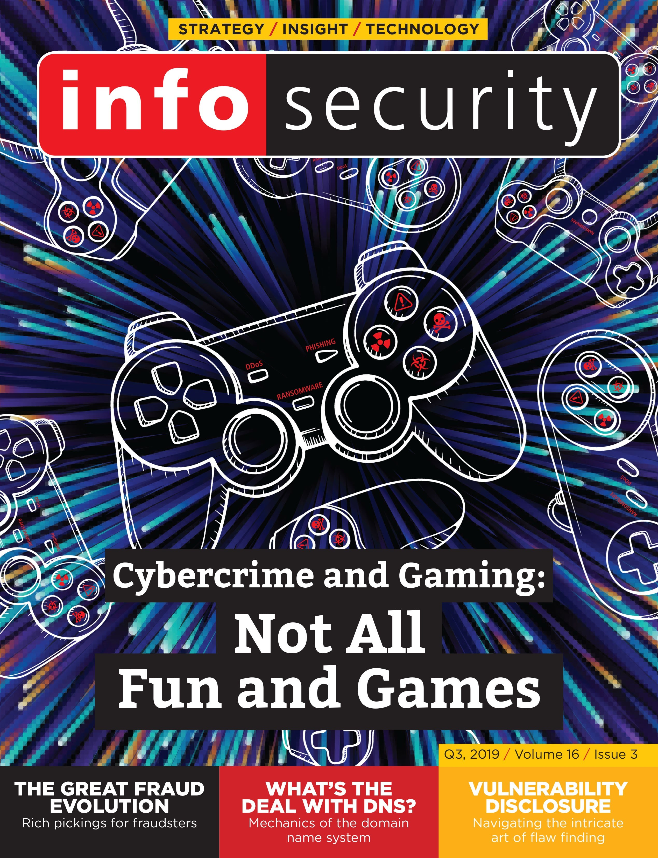 Infosecurity Magazine, Digital Edition, Q3, 2019, Volume 16, Issue 3