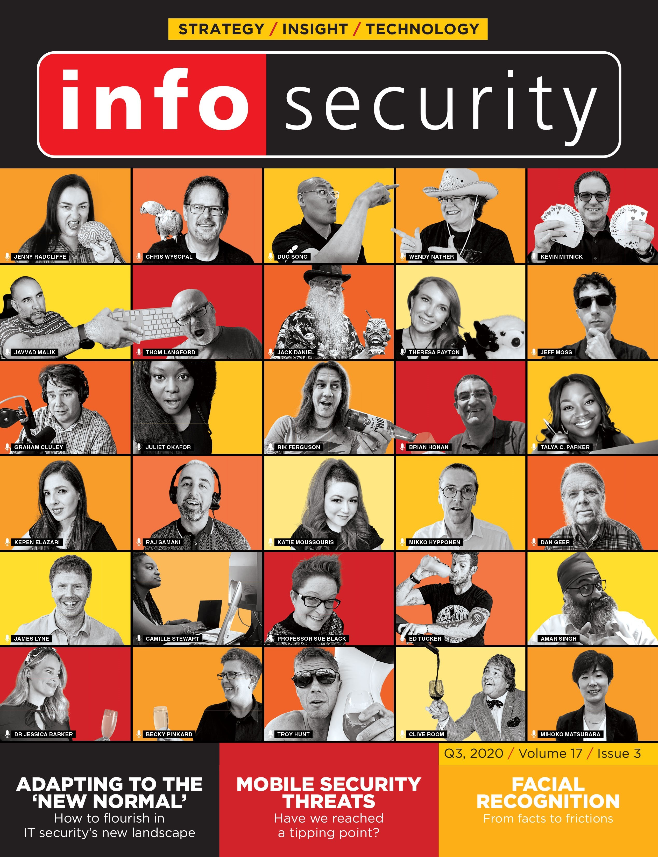 Infosecurity Magazine, Digital Edition, Q3, 2020, Volume 17, Issue 3