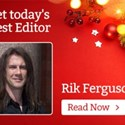 Real Editor Meets Guest Editor: Q&A with Rik Ferguson
