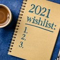 A CISO's 2021 Cybersecurity Wishlist