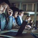 54% of Senior Executives Struggling to Keep up with Threat Landscape