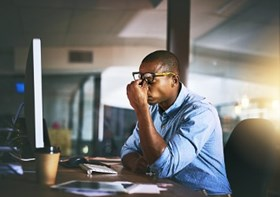 Stress and Burnout Affecting Majority of Cybersecurity Professionals